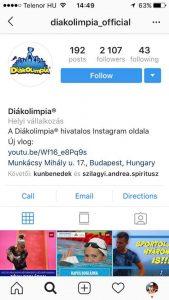 Instagram követőtábor