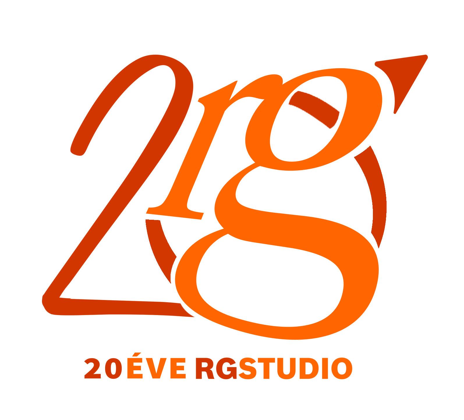 RG Stúdió logó